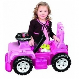 Mega Bloks Jeep Ride-On £24 Debenhams