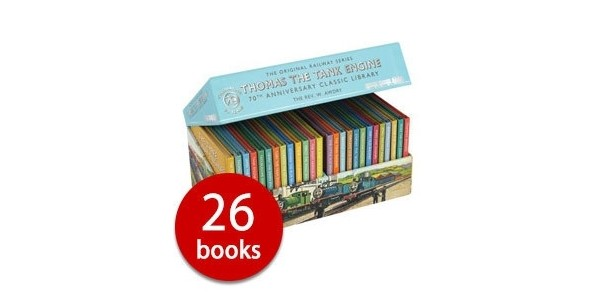 Thomas Classic 70th Anniversary Collection £20 @ The Book People