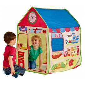 sc 1 st  Playpennies & Chad Valley 2-in-1 Post Office Play Tent £6.99 @ Argos