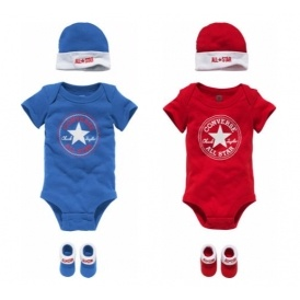 Converse Baby Gift Set £8.99