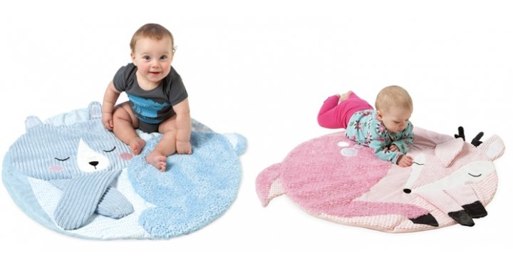 Tactile Animal Play Mat £18 With Free Delivery @ JoJo ...