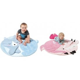 Tactile Animal Play Mat £18 Delivered