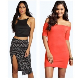 Up to 70% Off Sale @ Boohoo + Free Delivery