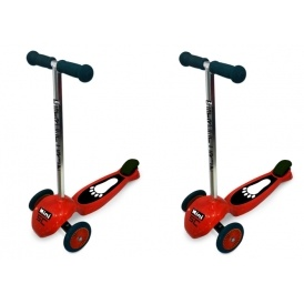 Mookie Mini Street Cruz Tri-Scooter £8.71