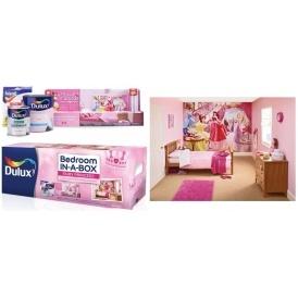 Bedroom In A Box Mural Kit £34.99