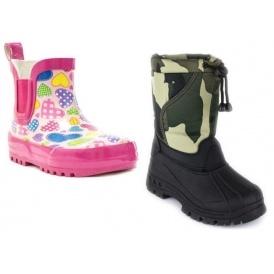 Winter Sale Footwear + FREE Del Shoe Zone