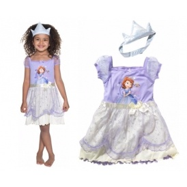 Sofia The First Nightdress & Crown £4
