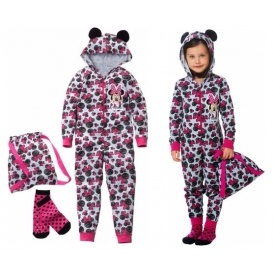Disney Minnie Mouse Onesie Set £7