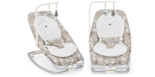 Joie Dreamer Rocker & Bouncer Just £29.99 + Free Click & Collect @ Home Bargains