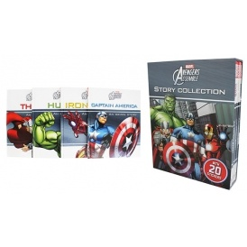 Marvel Avengers 4 Book Collection £4