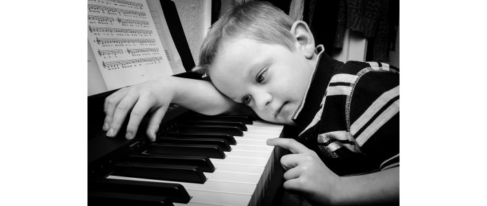 Why I Won't Let My Son Quit Music Lessons