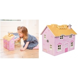 Devon Cottage Doll's House £19 Delivered