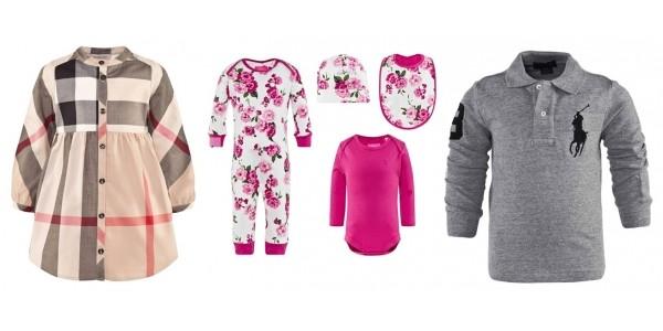 Up to 70% Off Sale On Designer Childrenswear @ Alex and Alexa