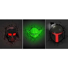Star Wars 3D Lights £25.60 @ Very