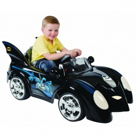 Battery Operated Batmobile £71.57 Amazon