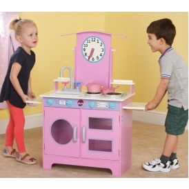 Plum Wooden Kitchen £43.46 @ Amazon