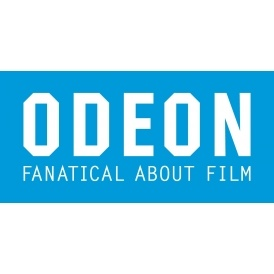 THREE Odeon Cinema Tickets For £12 @ Groupon