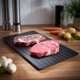 Magical Defrost Tray £7.99  Rakuten