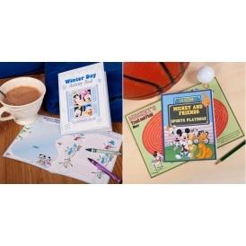 FREE Disney Printable Activity Books