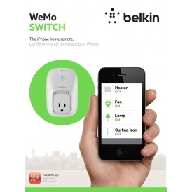 Belkin WeMo Smart Home Switch £29.99 Amazon