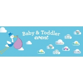 Morrisons Baby And Toddler Event Now On