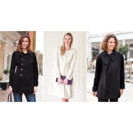 Maternity Coats & Jackets From £18 Delivered