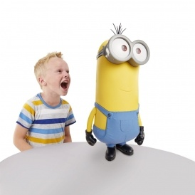 "Minions 20"" Kevin Storage £8.01 @ Amazon"