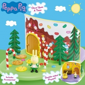 Peppa Pig Woodland Playset £5.99 Amazon