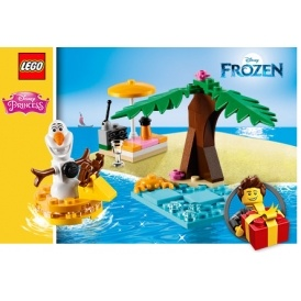 FREE Frozen Lego Set When You Spend £25
