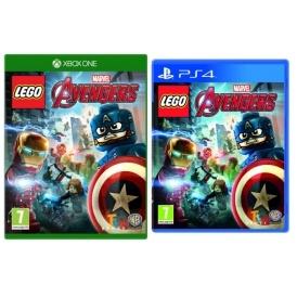 Lego Marvel Avengers PS4 / XBox One £34.75