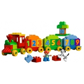Lego Duplo Number Train £9.45 @ Amazon
