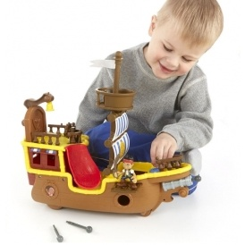 Jake And The Neverland Pirates Bucky £11