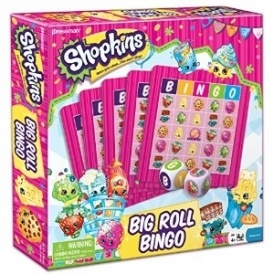 Shopkins Big Roll Bingo £3.25 @ Tesco Direct