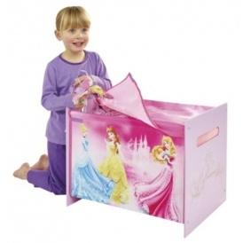 Disney Princess Fabric Toy Box £14