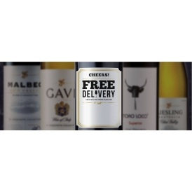 Aldi Online Wine Shop With Free Delivery!