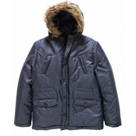 Firetrap Navy Parka Jacket £12.99 @ Argos