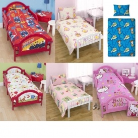 Toddler Bedding Sets £5.99 @ eBay