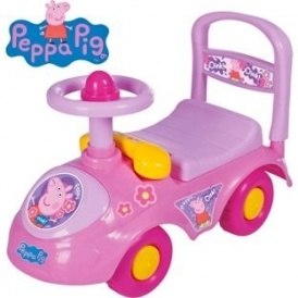 Peppa Pig My First Ride-On £10 @ Boots.com