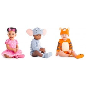 Disney Baby Costumes £10 Delivered