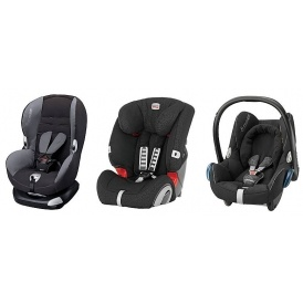 20% Off Car Seats Voucher Code @ Halfords