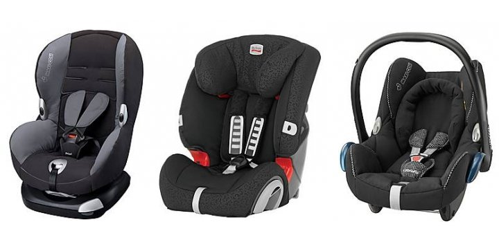 Halfords Vouchers Car Seats