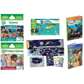50% Off LeapFrog Games & Accessories