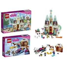 NEW Disney Frozen Lego Sets Out Now