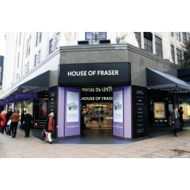 12 Hour Flash Event @ House Of Fraser