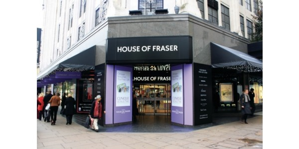 12 Hour Flash Event: Up To 50% Off Plus An Extra 10% Off @ House Of Fraser