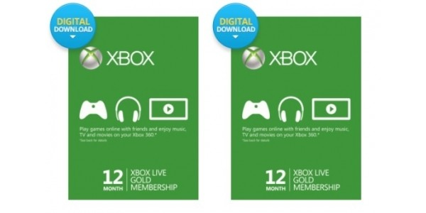 12 Months XBox Live Gold Membership £18.79 @ CDKeys with Facebook Like