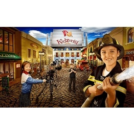 Adult Entry 1p To KidZania @ Little Bird