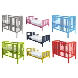 Cots, Cot Beds and Toddler Beds from £29