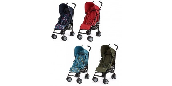 Mothercare Nanu Stroller Now £34.99 @ Mothercare Outlet