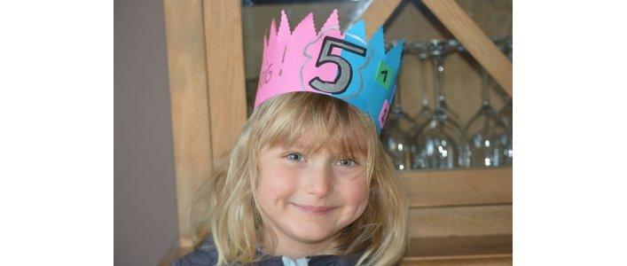Parents Spend £300 + On Kids' Birthdays